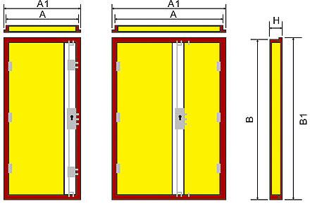 Всевозможные стальные двери - их характеристики